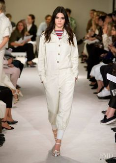 Photo feat. Kendall Jenner - Sonia Rykiel - Spring/Summer 2015 Ready-to-Wear - paris - Fashion Show   Brands   The FMD #lovefmd