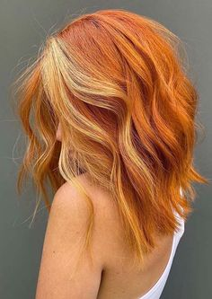You just need to visit here so many amazing shades of ginger hair color shades to show off nowadays. All the beautiful ladies may use to wear this latest hair color for hot look in 2020.