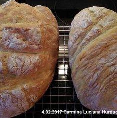 Paine de casa neframantata reteta rapida   Savori Urbane Romanian Food, Bread, Traditional, Brot, Baking, Breads, Buns