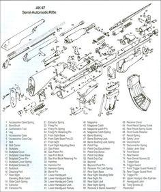 AK47 schematic