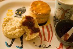 Coco's super scones recipe  ~ the science of baking the perfect scone ~