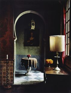 Simon Watson / Interiors / Roberto Peregalli Tangiers W