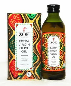 Zoe Brand | Products | Zoe Extra Virgin Olive Oil - My favorite Spanish Olive Oil