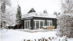 White Christmas in Denmark