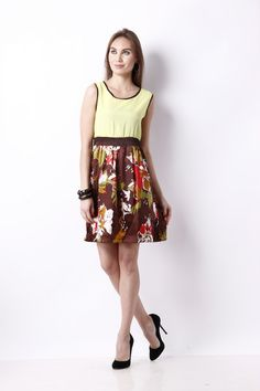 pretty summertime favourite Dress @ 999 shop today at www.snapdeal.com you can also inbox us on www.facebook.com/hermosear