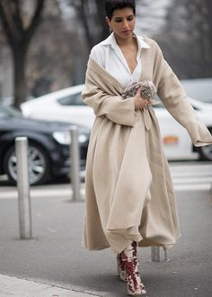 Best Best MFW Street Style from Fall 2017 | StyleCaster
