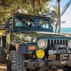 Punta Cana Just Safari ™ Jeep Safari Tours | jeep-safari