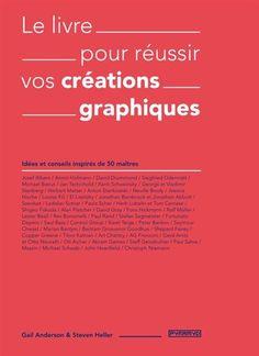 Une initiation au graphisme à travers cinquante créations incontournables, présentant des jeux de lettrage, la couleur, l'espace blanc, la géométrie et proposant des conseils pratiques. Cote: NC 1000 A52 2016