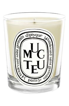 diptyque 'Muguet' Scented Candle- emily schuman suggested spring smell