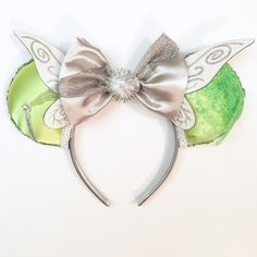 Tinkerbell inspired Magic Mouse Ears