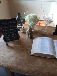 Great idea! Wedding on 9.5.15