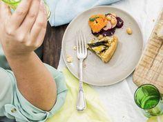 Panna cotta met aardbeien en besjes - Libelle Lekker