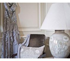 Shanghai Linen Cushion cover