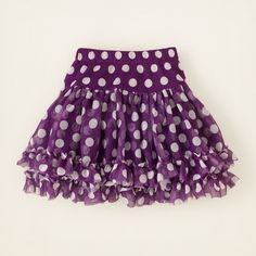 08e2847d3e baby girl - bottoms - polka dot tutu skirt | Children's Clothing | Kids  Clothes