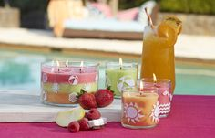 Sun lovers spends warm days at the beach with friends soaking up the sun's rays. These bubbly, free spirited souls enjoy socialising and dream of summer holidays sipping cocktails by the pool of a beautiful resort. Give them the gift of summer fun in the form of our Beach Fun Scented Mini Jar Trio or Layered 3-wick Jar Candle, which feature bright playful patterns and three delicious fragrances - Beach baby, Skinny Sipping and Poolside Passion. www.partylite.com.au