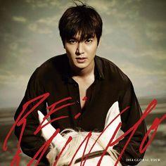 Lee Min Ho starts new global tour in October
