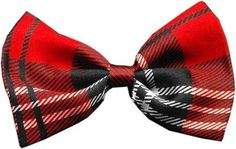 Mirage Pet Products Dog Bow Tie, Plaid Red *** Find out more about the great product at the image link. (This is an affiliate link and I receive a commission for the sales)
