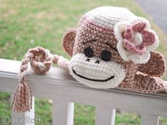 Another monkey hat