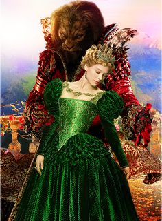 La Belle et la Bete, 2014 Such a beautiful movie!