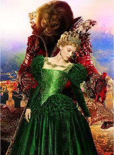La Belle et la Bete, 2014 Such a beautiful movie!