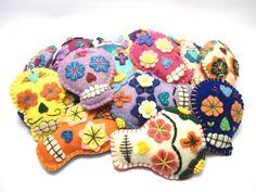 Frida sugar skull & friends