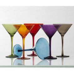 Venezia Martini Glasses by Shiraleah Online Wedding Registry, Slim Fast, Summer Cocktails, Martini, Wine Glass, Entertaining, Glasses, Wedding Registries, Tableware