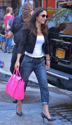 bethany frankel level 99 2 Bethenny Frankel in Level 99 Sarah Jeans in Hansley Mom Outfits, Stylish Outfits, Cute Outfits, Fashion Outfits, Casual Work Wear, Casual Chic, Denim Blog, Bethenny Frankel, Skinny Girls