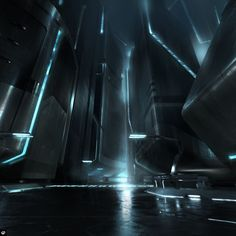 TRON LEGACY « vyle-art.com>> the art of David Levy