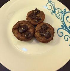 Flourless Birthday Muffins marlasmuffins.com