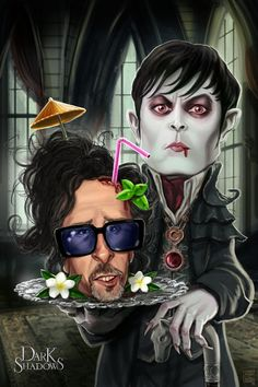 From The Mind Of Tim Burton