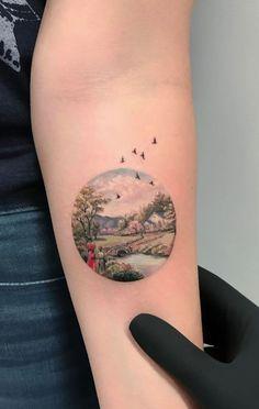 50 Best Tattoos from Amazing Tattoo Artist Eva Krbdk - Doozy List