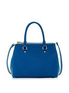 SUSU Women's Chloe Tote Bag, Caribbean Blue, Present from my husband