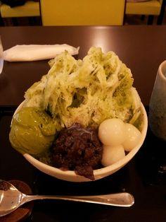 Authentic Matcha Ice Cream - Matcha Cafe, Japan