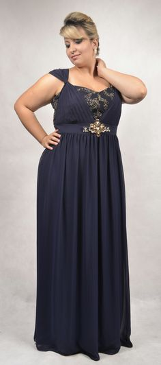 9c5e65ec7 Plus size Party Dress Vestido de fiesta gordita Colección De Vestidos