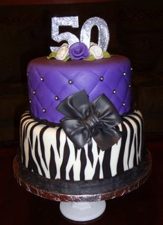 Purple Zebra Cake Design : 1000+ images about Zebra decoration on Pinterest Purple ...