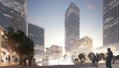 The Style Examiner: HOK Starts Work on Istanbul International Financial Centre
