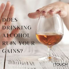 If you are curious on how alcohol affects your fitness gains, check out our mini-guide and click the link to find our more! Delicious Chocolate, Chocolate Recipes, You Fitness, Gain, Drinking, Alcoholic Drinks, Vegan Recipes, Healthy, Check