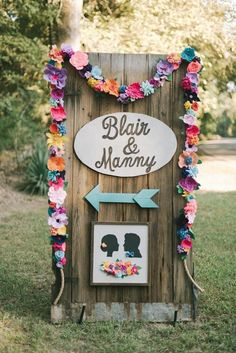 Delightfully Colorful Backyard Wedding in Louisiana