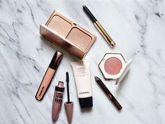 5 min makeup routine