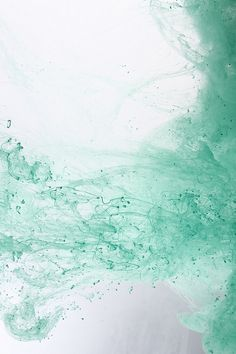 Mint Wallpaper, Turquoise Wallpaper, Wallpaper Backgrounds, Colorful Backgrounds, Science Illustration, Photo Illustration, Green Pallete, Shades Of Teal, Green Watercolor