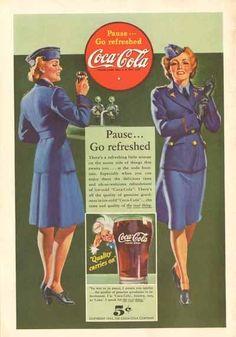 WW2 Coca Cola Ad