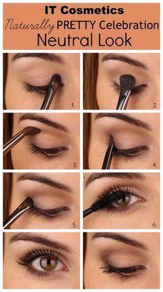 13 Of The Best Eyeshadow Tutorials For Brown Eyes FacebookGoogle+InstagramPinterestTumblrTwitterYouTube