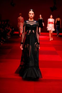 mytheresa.com - Embellished Floor-Length Gown ¦ Dolce & Gabbana ☆ mytheresa.com - Luxury Fashion for Women / Designer clothing, shoes, bags