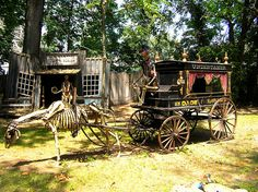 Cedar Point - Skeleton Horse Carage by kd8cdp_Gordo, via Flickr  this is awesome!!!!