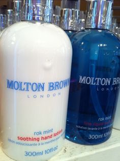 My Favorite Things Today: a new scent from Molton Brown   tedkennedywatson.com
