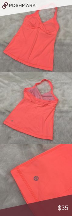 Lululemon Liberate Halter Top This tank is in excellent condition! Size 8. Comes with pads! Smoke and pet free home. No trades. Reasonable offers accepted! lululemon athletica Tops Tank Tops