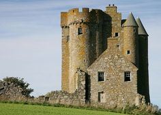 """Inchdrewer Castle For Sale 