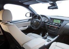 2015 BMW X4 Interior