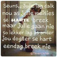 Afrikaans ♡ Please Vote For Me, Please And Thank You, Afrikaans Quotes