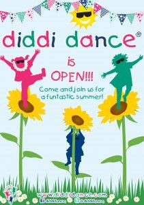 we have dance classes for under 5s running over the summer! check out our recent post to see if any are near you - http://www.diddidance.com/diddi-dance-has-classes-running-over-the-summer/